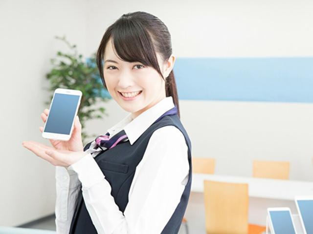 【派遣】携帯販売スタッフ◇イオン大和の画像・写真