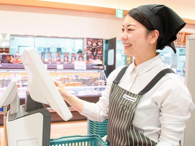 金沢エムザ 食品フロアレジの画像・写真